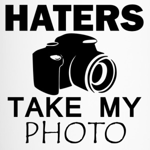 haters designs - Travel Mug