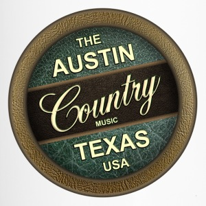 The Austin Country Music Texas - Travel Mug