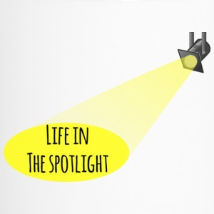 Life In The Spotlight - Travel Mug