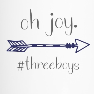 oh joy. Three boys. two - Travel Mug
