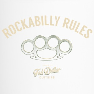 Rockabilly Rules - Travel Mug