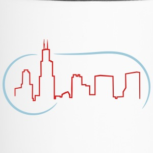 Chicago Skyline - Travel Mug