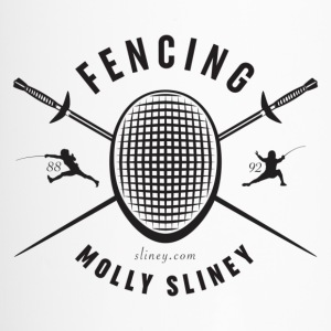 Fencing with Molly Sliney - Travel Mug