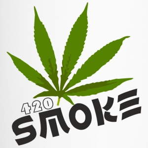 Smoke 420 - Travel Mug