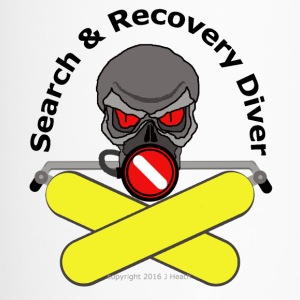 Search And Recovery Diver - Travel Mug