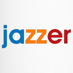 Colorful jazzer - Travel Mug