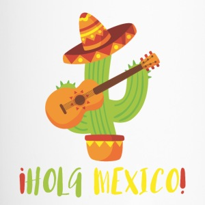 HOLA MEXICO - Travel Mug
