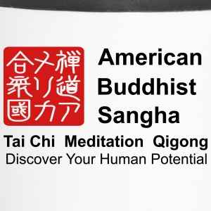 American Buddhist Sangha and Zen Do USA - Travel Mug