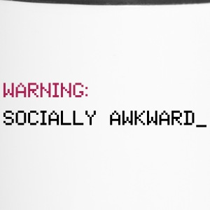 Socially Awkward - Travel Mug