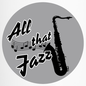 Allt that jazz - Saxophon - Travel Mug