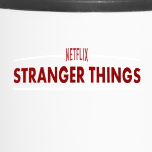strange rthings netflix - Travel Mug