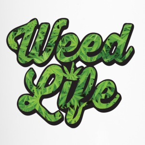 weedlife - Travel Mug