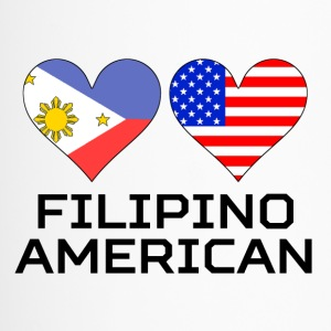 Filipino American Hearts - Travel Mug