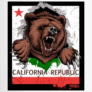 California Bear - Travel Mug