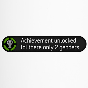 Xbox achievement - lol there are only 2 genders - Travel Mug