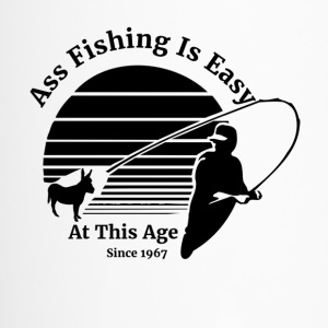 Ass Fishing Since 1967 - Travel Mug