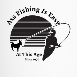 Ass Fishing Since 1970! - Travel Mug