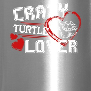 Turtle Lover Shirt - Travel Mug