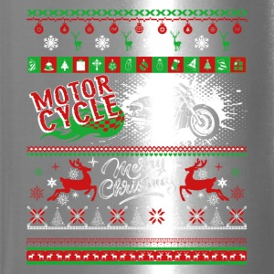 Motorcycle Shirt - Motorcycle Christmas Shirt - Travel Mug