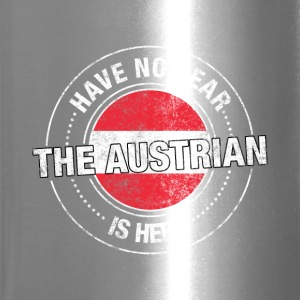 Have No Fear The Austrian Is Here - Travel Mug