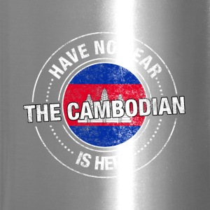 Have No Fear The Cambodian Is Here - Travel Mug