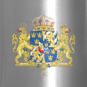 Swedish Coat of Arms Sweden Symbol - Travel Mug