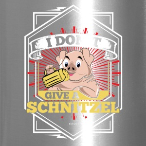 I Don't Give A Schnitzel German Beer Oktoberfest - Travel Mug