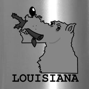 Louisiana - Travel Mug