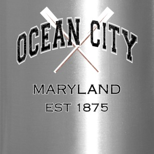 Ocean City Maryland Established 1875 - Travel Mug
