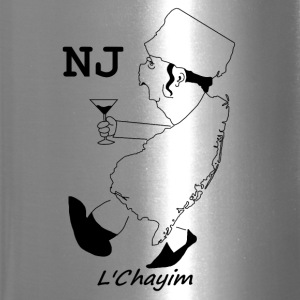 A funny map of New Jersey 3 - Travel Mug