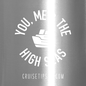 Cruise t-shirt: You, Me, and the High Seas - Travel Mug