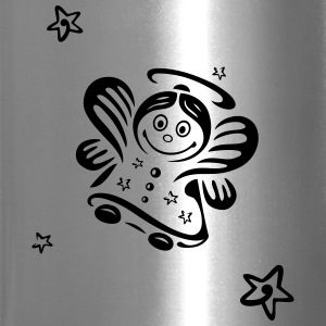 Sweet angel for Christmas. - Travel Mug