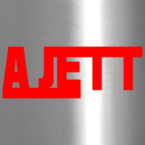 ajett white - Travel Mug