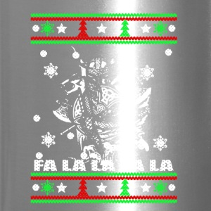 Viking Christmas Tshirt - Travel Mug