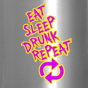 Eat Sleep Drunk Repeat - Travel Mug