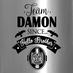 Team Damon Since Hello Brother - Travel Mug