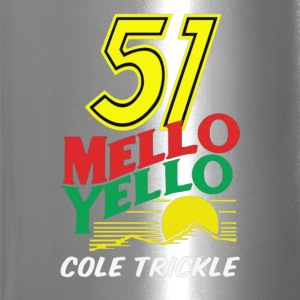 51 MELLO YELLO DAYS OF THUNDER TOM CRUISE - Travel Mug