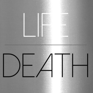 Live over Death Design - Travel Mug