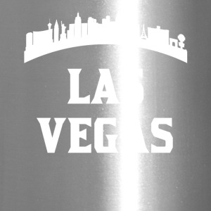 Vintage Style Skyline Of Las Vegas NV - Travel Mug