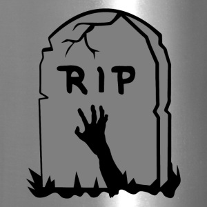 Cool Zombie Gravestone - Travel Mug