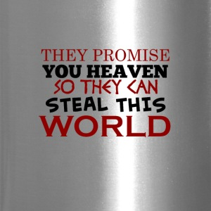 TheyStealThisWorld - Travel Mug