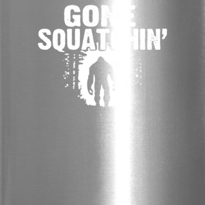 GONE SQUATCHIN FINDING SASQUATCH BIG FOOT - Travel Mug