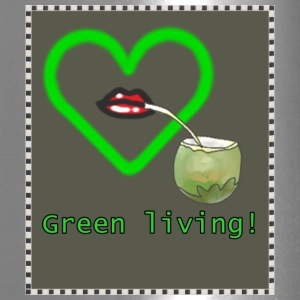 Green_living - Travel Mug