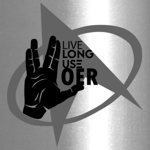 Live Long Use OER - Travel Mug