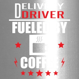 Delivery Driver Fueled By Coffee - Travel Mug