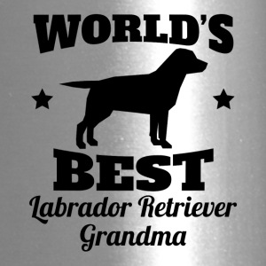 World's Best Labrador Retriever Grandma - Travel Mug