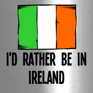 I'd Rather Be In Ireland - Travel Mug