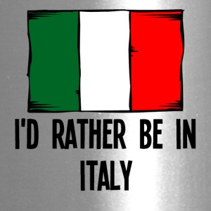I'd Rather Be In Italy - Travel Mug