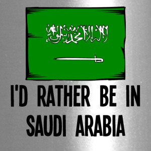 I'd Rather Be In Saudi Arabia - Travel Mug