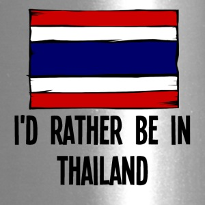 I'd Rather Be In Thailand - Travel Mug
